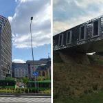 16 Construções tão malucas que parecem que irão cair a qualquer momento