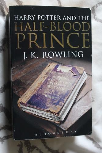 J. K. Rowling ''Harry Potter & The Half Blood Prince''