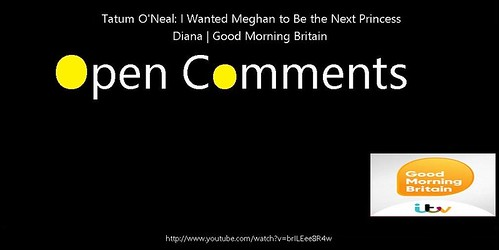 Tatum O'Neal: I Wanted Meghan to Be the Next Princess Diana   Good Morning Britain