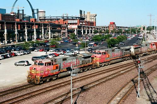BNSF - St. Louis, MO