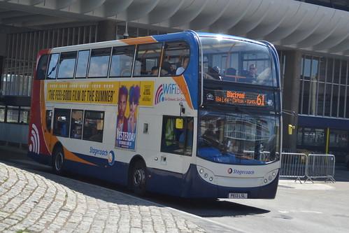 Stagecoach Scania N230UD 15906 PE13LSL - Preston
