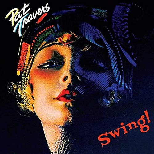 """Pat Travers """"Swing!"""" covers album #PatTravers #Swing #newrelease Legendary guitarist Pat Travers gets swinging on a set of big band classics from '40s & '50s on this unique project! Features full band rock arrangements of Louis Prima's """"Sing Sing Sing,"""" D"""
