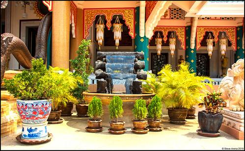 ศาลาการเปรียญ วัดป่าภูก้อน - Wat Pa Phu Kon