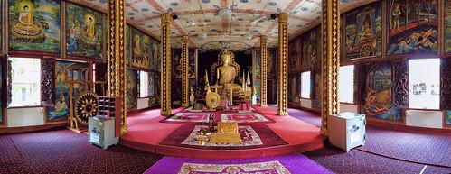 Inside Wat Luang