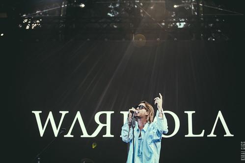 Warhola - Live at Atlas Weekend, Kyiv [09.07.2019]