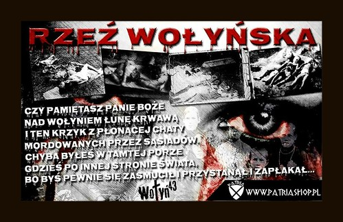 Massacres of Poles in Volhynia and Eastern Galicia