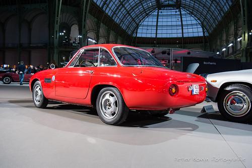 OSCA 1600 GT2 Coupé - 1962