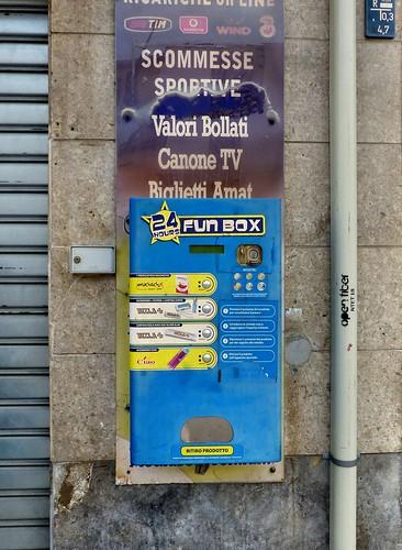 Palermo - 24 hours FUN BOX