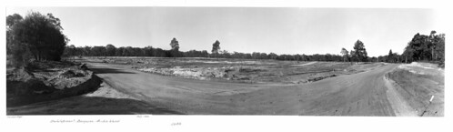 Bribie Island development panoramic