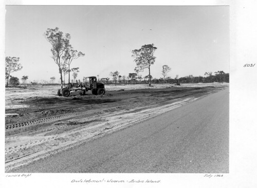 Bribie Island development