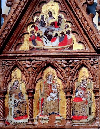 IMG_7369I Tomaso da Modena actif 1345-1375 Anconetta ca 1345 Bologna Pinacoteca Nazionale
