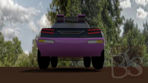 Dusk Driver: Gundam SUVual