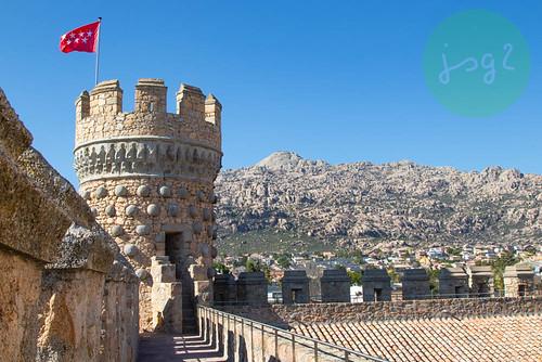 Castillo de Manzanares el Real (Madrid - España)