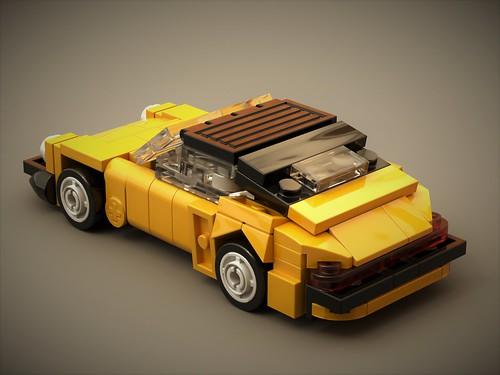 Porsche Turbo 1980 (2/4)