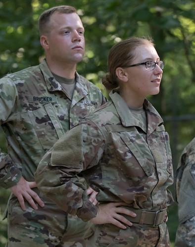 8th Regiment Advanced Camp Confidence Course