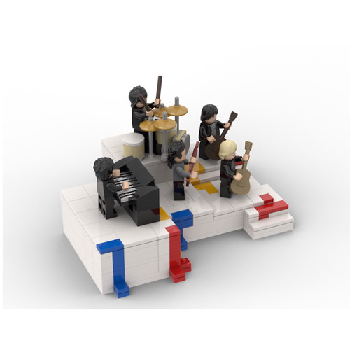 LEGO: Tom Petty And The Heartbreakers: The Waiting