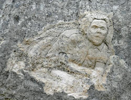Tout Quarry Carving