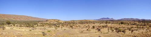Mount Sonder Panorama