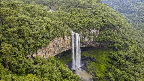 Maravilha da Natureza: Cascata do Caracol  (série com 7 fotos)  //  Wonder of Nature: Caracol Cascade (series with 7 photos)