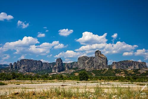 Meteora, Peneus river bed & Callimachus