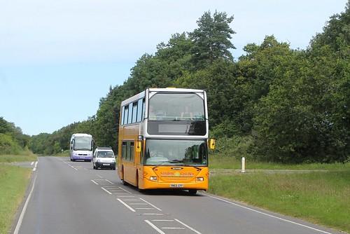 Sanders 115 1125hrs Sheringham to Norwich 050719