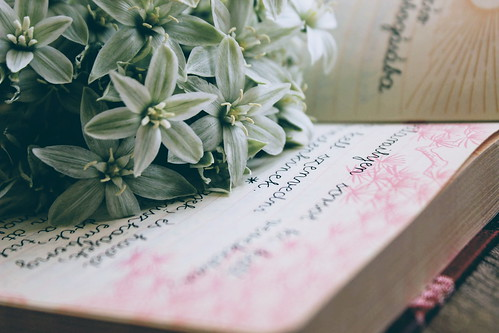 My favorite poems in a booklet.. :) / Kedvenc verseim egy füzetben.. :)