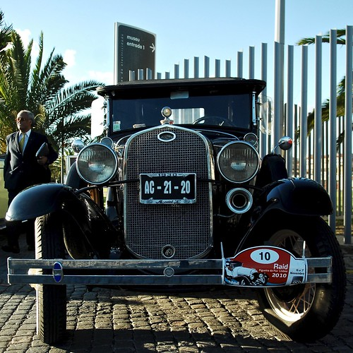 Ford A Model (1927-1931)