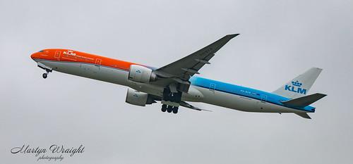 KLM Boeing 777-300 Special Scheme.