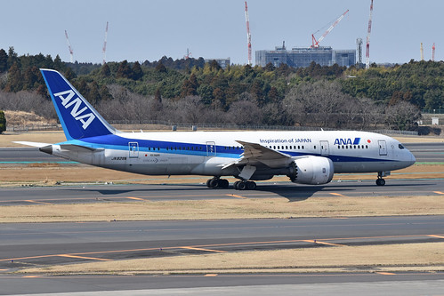 Boeing 787-8 'JA828A' ANA All Nippon Airways