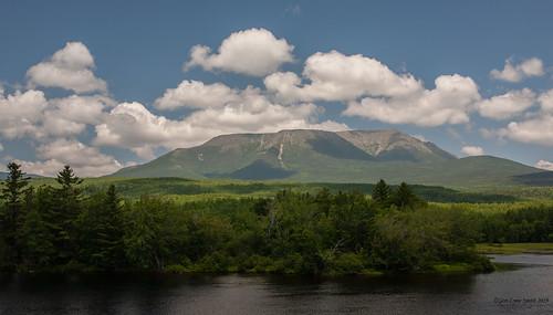 Mount Katahdin Summer
