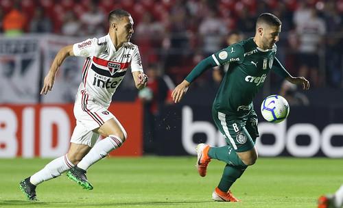 São Paulo x Palmeiras (13/07/2019)