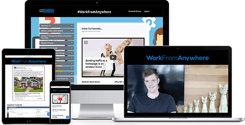 [SPECIAL OFFER] Christian Martin – The Work From Anywhere Accelerator