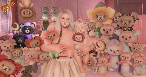 ~Miele~ Zodiac Bears Gatcha @TheEpiphany