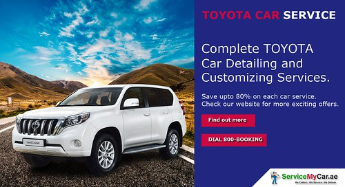 Toyota-Car-Repair- Service