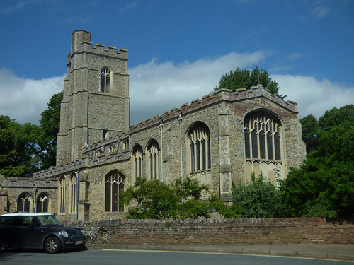 St Gregory's Church - Gregory Street, Sudbury