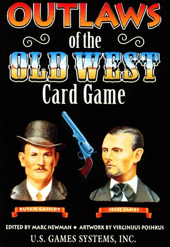 USGS, Outlaws of the Wild West