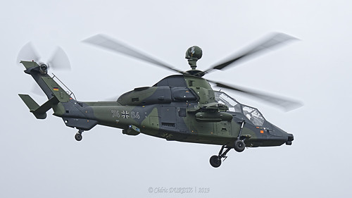Airbus Helicopters EC665 Tigre UHT / Allemagne / 74+64