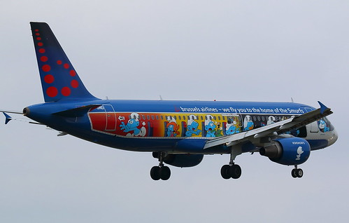 Brussels Airlines | A320-200 | OO-SND | HAM | 14.07.2019