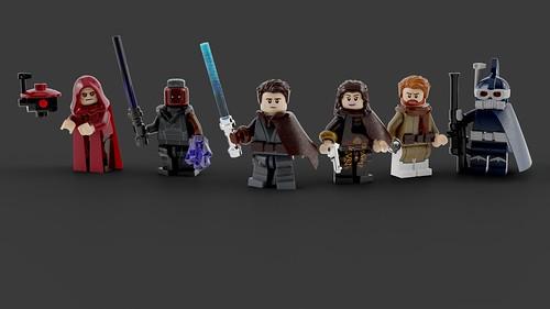 Star Wars: Unbound Fates