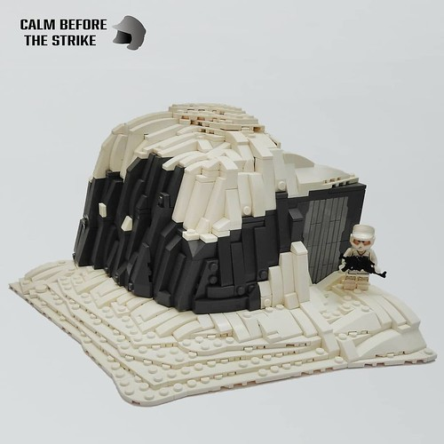 Calm Before the Strike (3/5)