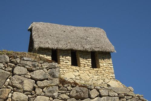 The Watchman's House, Machu Picchu