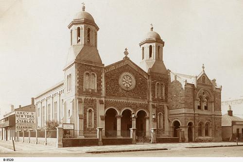 Adelaide Hindmarsh Square Congregational church
