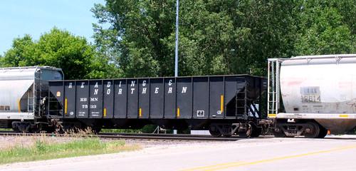 Ames, Iowa, Reading & Northern Railroad, Gondola