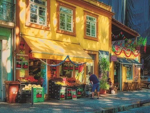 Porto 20,. Street scene 2
