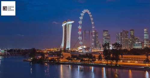 Are you searching for luxury residences in Marina One location Singapore