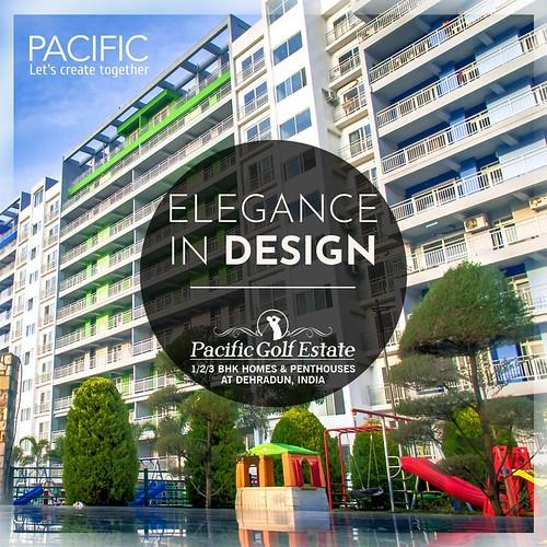 Premium Project of Dehradun - Pacific Golf Estate