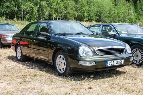 1995 Ford Scorpio Cosworth