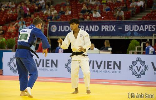 Yung Wei Yang (TPE) vs Bekirbek Morgoyev (UKR)