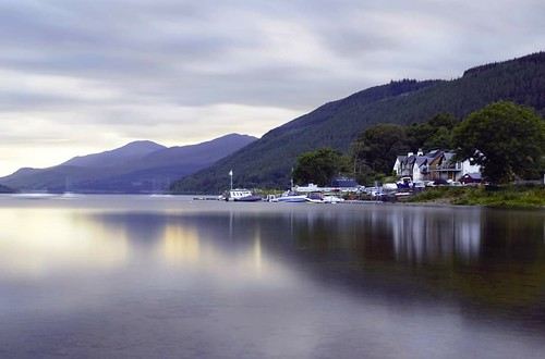 Loch Tay,viewing from Kenmore