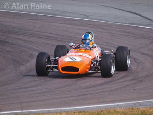 Leif Bosson - Brabham BT28 2